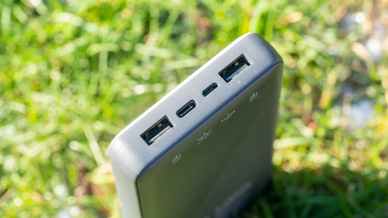 Varta Power Bank Energy 20000mah Test Review 6