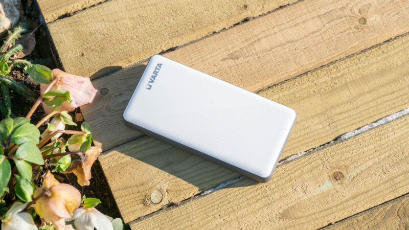 Varta Power Bank Energy 20000mah Test Review 7