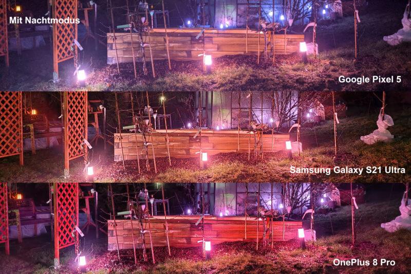 Vergleichsbilder Low Light 2