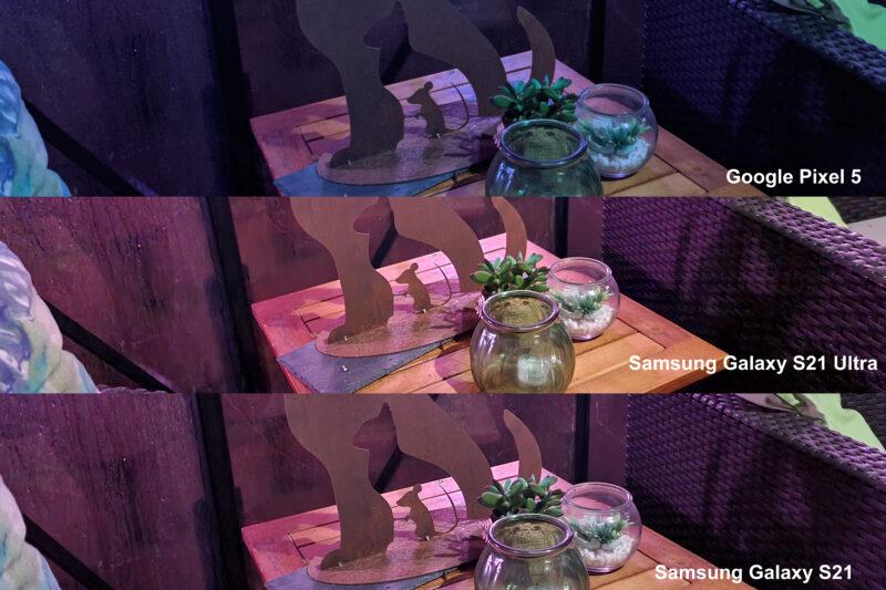 Vergleichsbilder Low Light 3