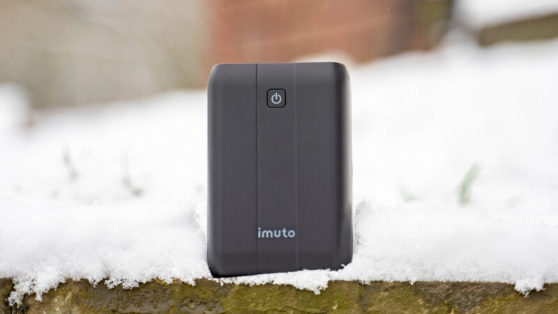 imuto x6g 100w test review 7