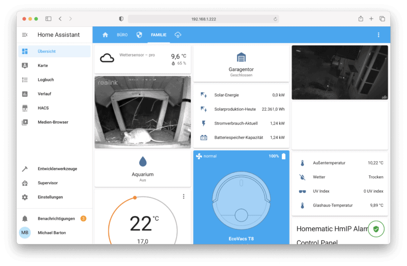 home assistant 2