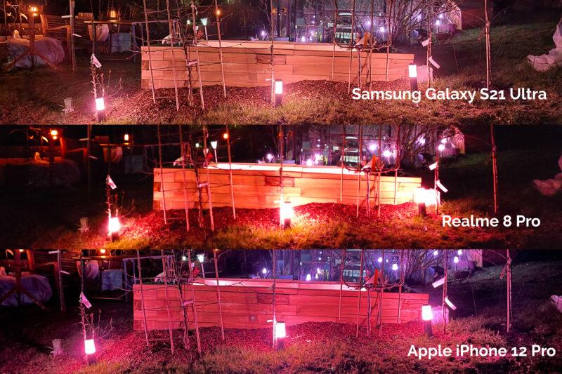 kamera vergleich nacht 1