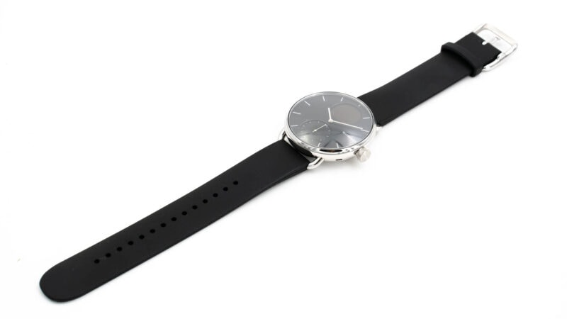 withings scanwatch test 2