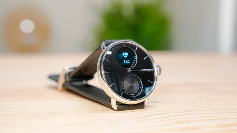 withings scanwatch test 8