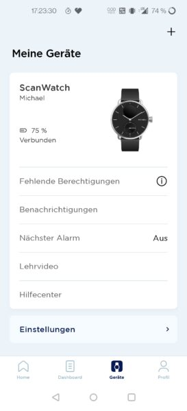 withings scannwatch app (14)