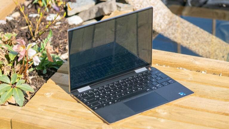 Das Dell XPS 13 2-in-1 9310 im Test, schick, wertig und schnell!