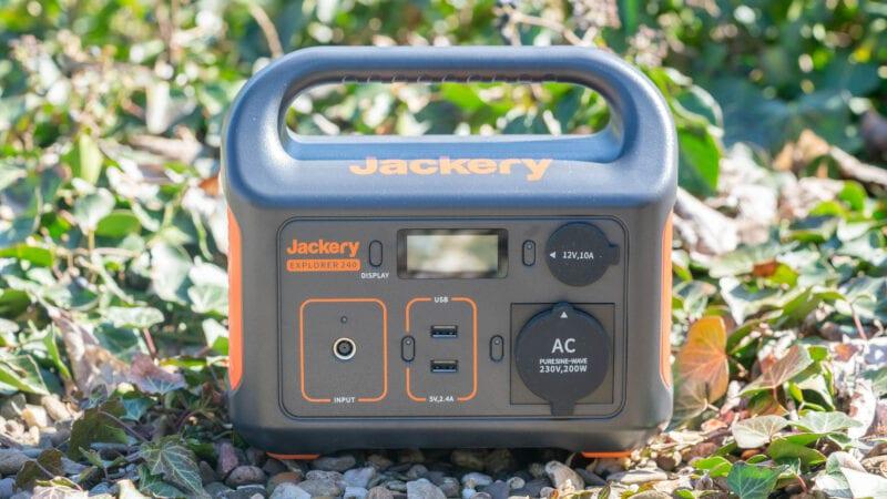 jackery powerstation explorer 240 im test 11