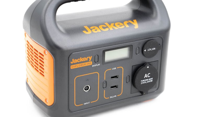 jackery powerstation explorer 240 im test 2