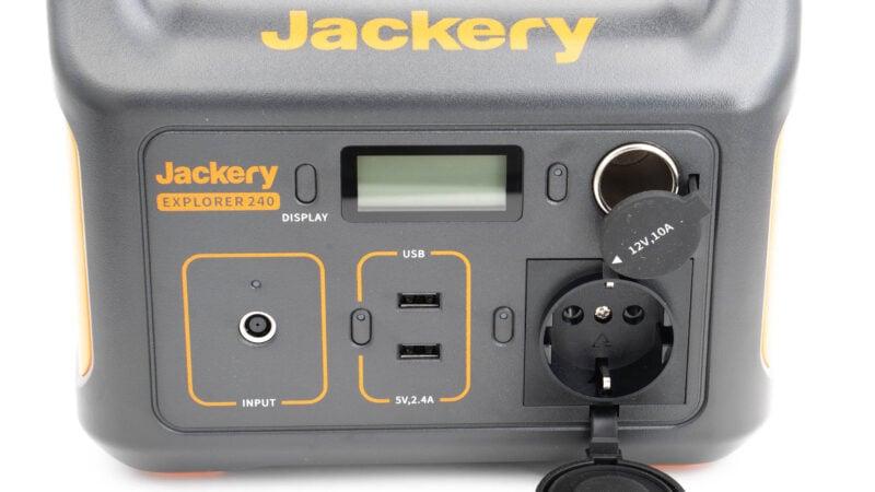 jackery powerstation explorer 240 im test 3