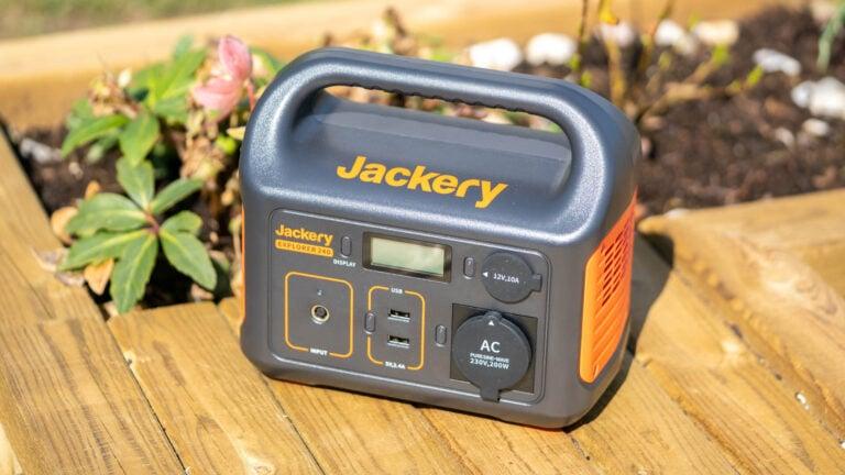 Jackery Powerstation Explorer 240 im Test, gute Leistung zum fairen Preis