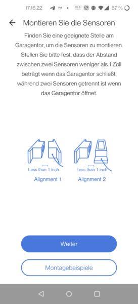 meross smart wlan garagentoröffner (12)
