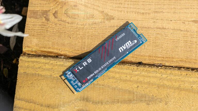 Die PNY XLR8 im Test, gute SSD mit hohem TBW Rating!