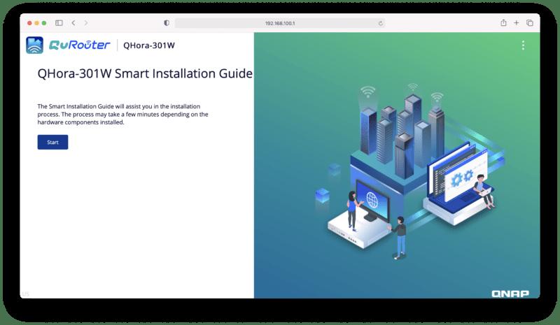 qnap qhora 301w software (1)