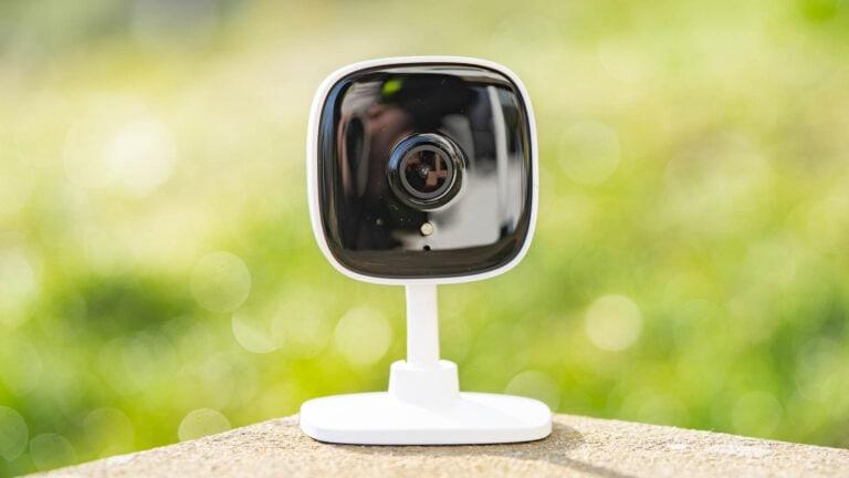 Die günstigste, gute WLAN Überwachungskamera 2021, TP-Link Tapo C100 im Test