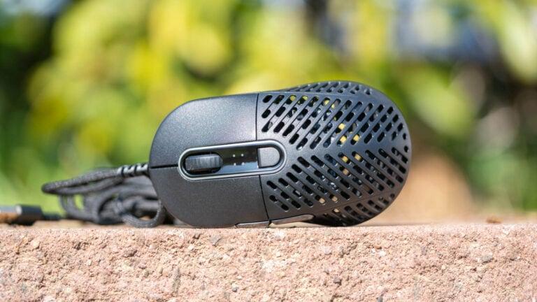 Test: Mountain Makalu 67, super leichte Maus mit sehr gutem Sensor!