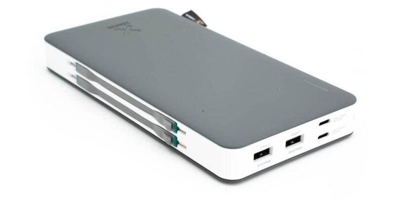test xtorm xb304, 100w usb c powerbank mit 27200mah kapazität! 3