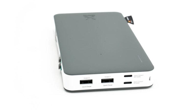 test xtorm xb304, 100w usb c powerbank mit 27200mah kapazität! 4