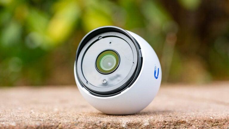 Die Ubiquiti UniFi G4 Bullet im Test, teure Kamera mit Personenerkennung