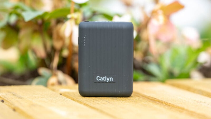 catlyn power bank mini 10000mah test 9