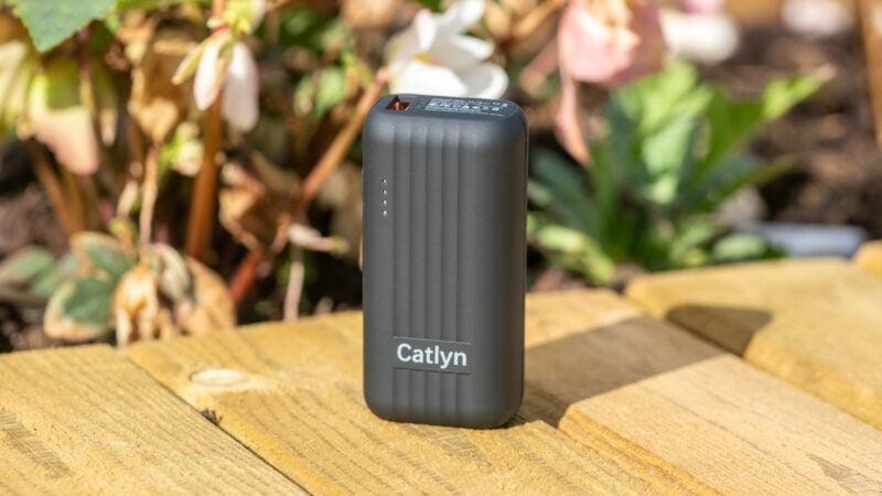 catlyn power bank mini 5000mah test 7