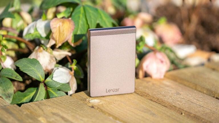 Die Lexar SL200 im Test, solide externe SSD für den allround Nutzer!