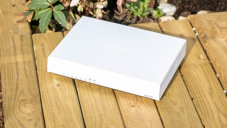 Test: QNAP QHora-301W, High End WLAN Router mit WiFi 6 und 10 Gbit LAN