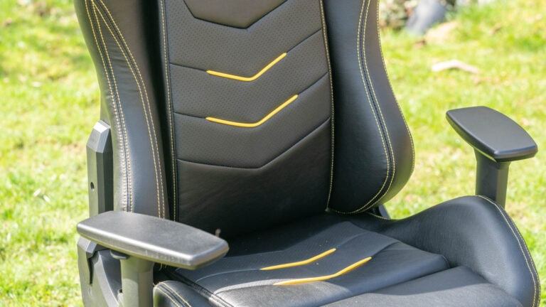 Test: Tesoro Alphaeon S3, guter Gaming-Chair zum fairen Preis!