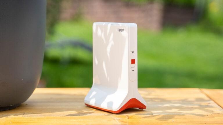 Tri-Band WLAN 6 + 2,5 Gbit LAN = FRITZ!Repeater 6000, der beste Repeater aktuell auf dem Markt!