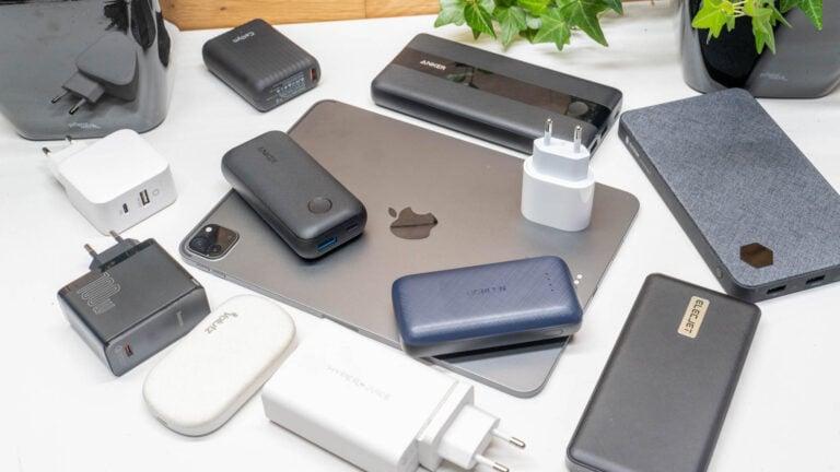 Apple iPad Pro M1 Ladestandards und Ladetempo, eine Analyse