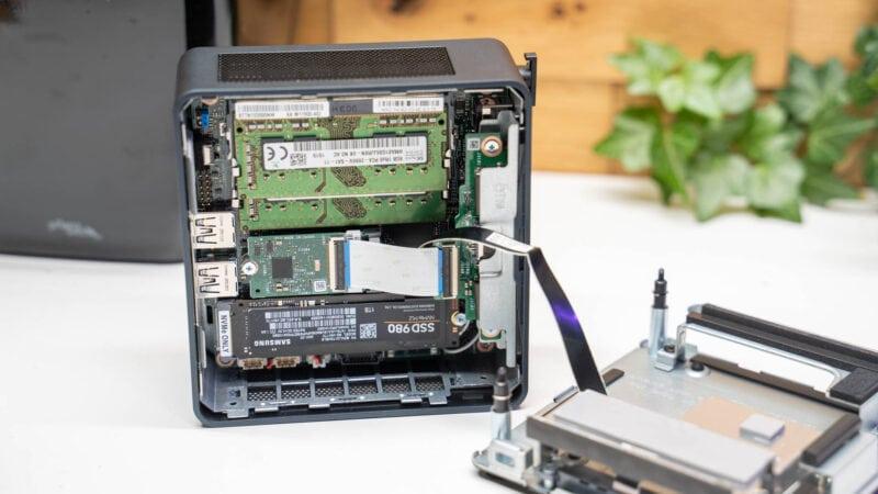 intel nuc 11 pro kit nuc11tnhv50l test review 15