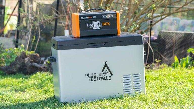 Test: PLUG IN FESTIVALS IceCube 40L, sehr gute Kompressor-Kühlbox mit optionaler App Steuerung