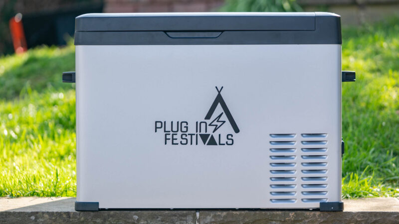 plug in festivals icecube 40l test 2
