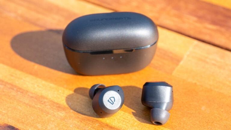 Die SOUNDPEATS T2 TWS Ohrhörer im Test
