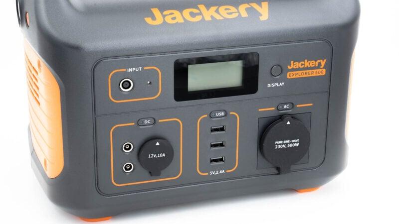 test jackery powerstation explorer 500 2