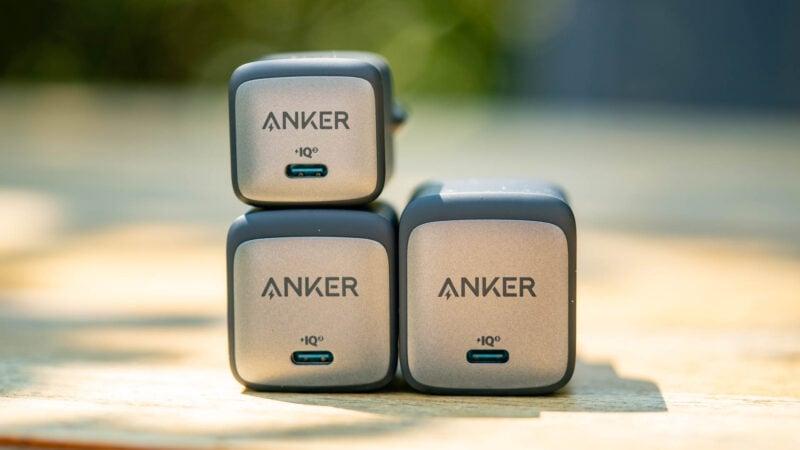 anker nano ii ladegerät test review 13