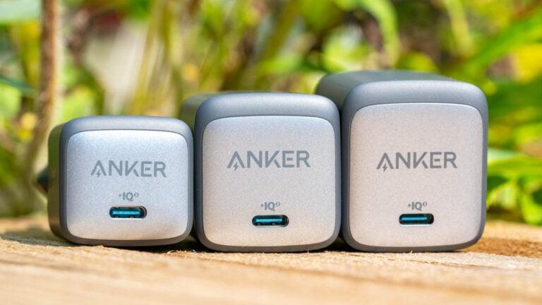 Test Anker Nano II mit 30W, 45W und 65W im Test, super kompakte Ladegeräte mit USB PD und PPS!