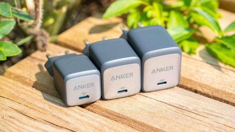 anker nano ii ladegerät test review 9