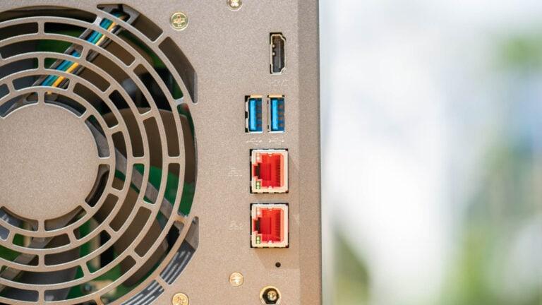 Asustor AS6604T Lockerstor 4 Review, NAS mit spitzen Hardware zum fairen Preis!