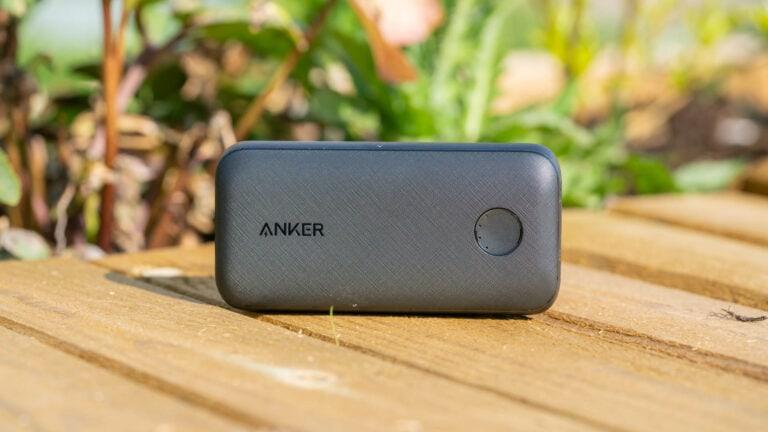 Test: Anker PowerCore 10000 PD Redux, wenn es besonders portable sein soll