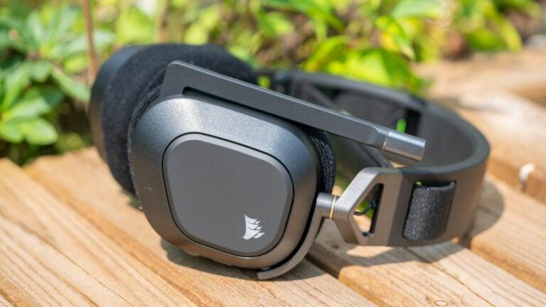 Das beste kabellose Gaming Headset, mit brauchbarem Mikrofon! Das Corsair HS80 im Test