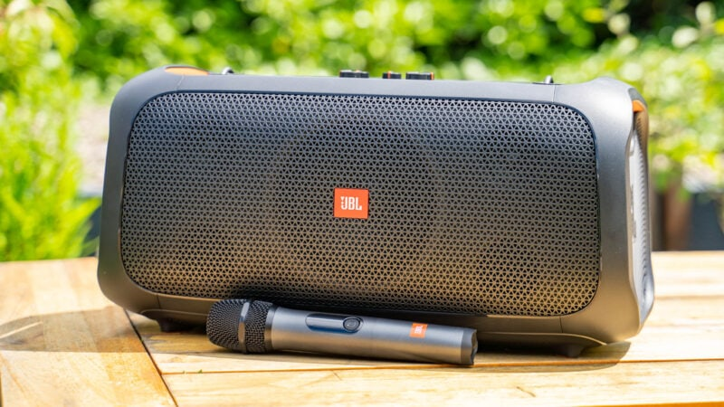 jbl partybox on the go test review 1