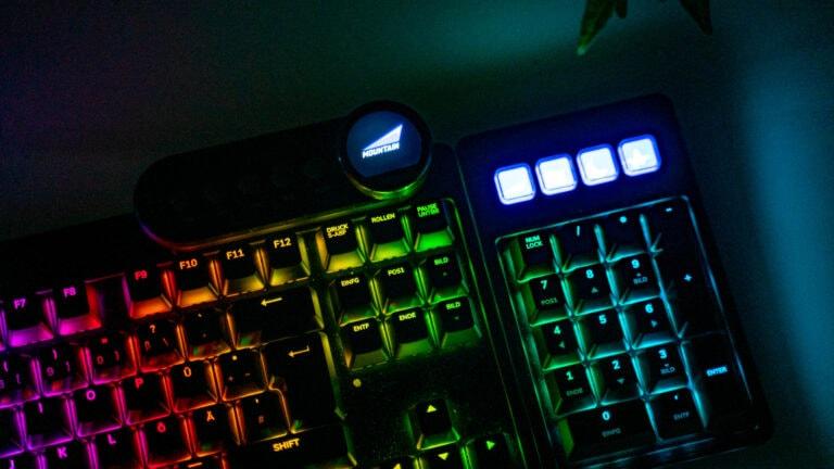 Test: MOUNTAIN Everest Max, die teuerste und beste Gaming Tastatur aktuell auf dem Markt