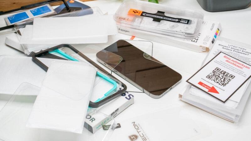 apple iphone 13 pro displayschutz vergleich 9