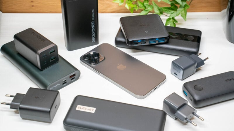 apple iphone 13 pro max ladetempo und ladestandard 11