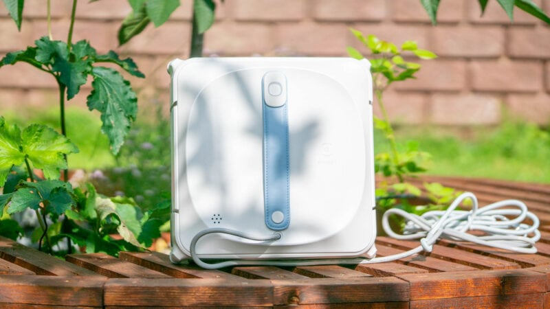 ecovacs winbot 920 test review 9