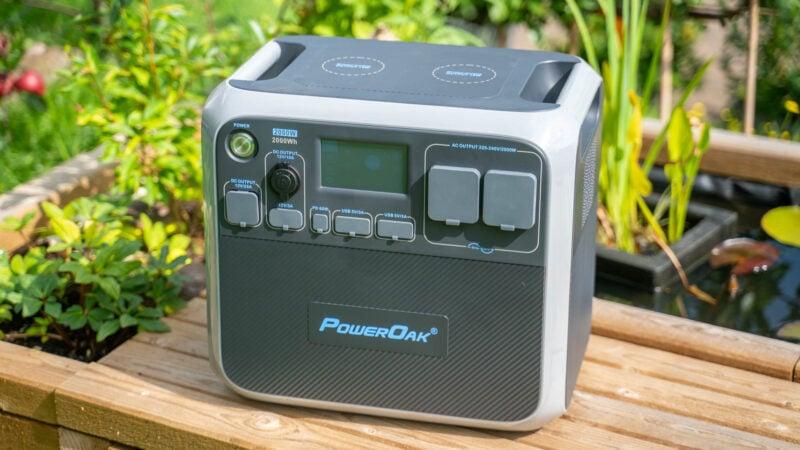 power oak ac200p test review 12