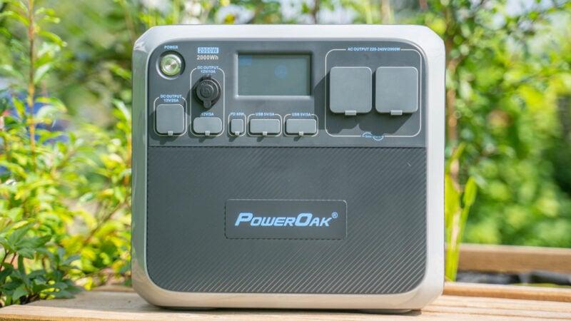 power oak ac200p test review 13