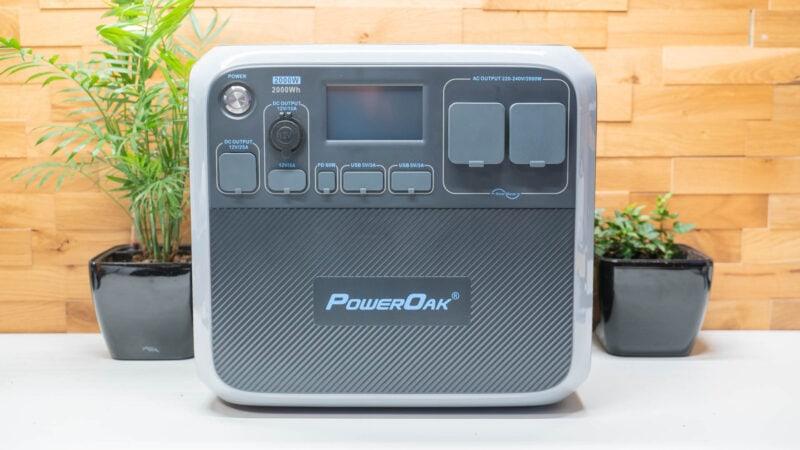 power oak ac200p test review 2
