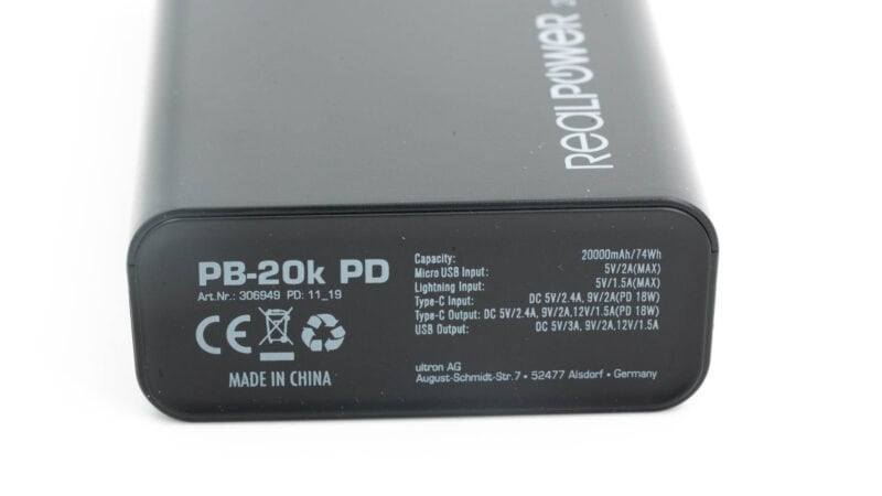 realpower pb 20k pd test review 5